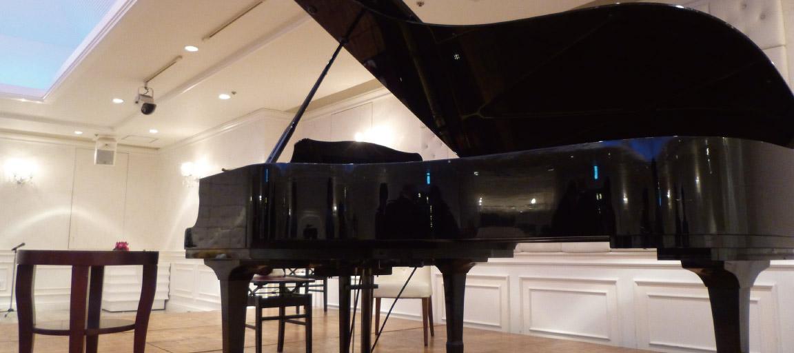 いつかはグランドピアノ